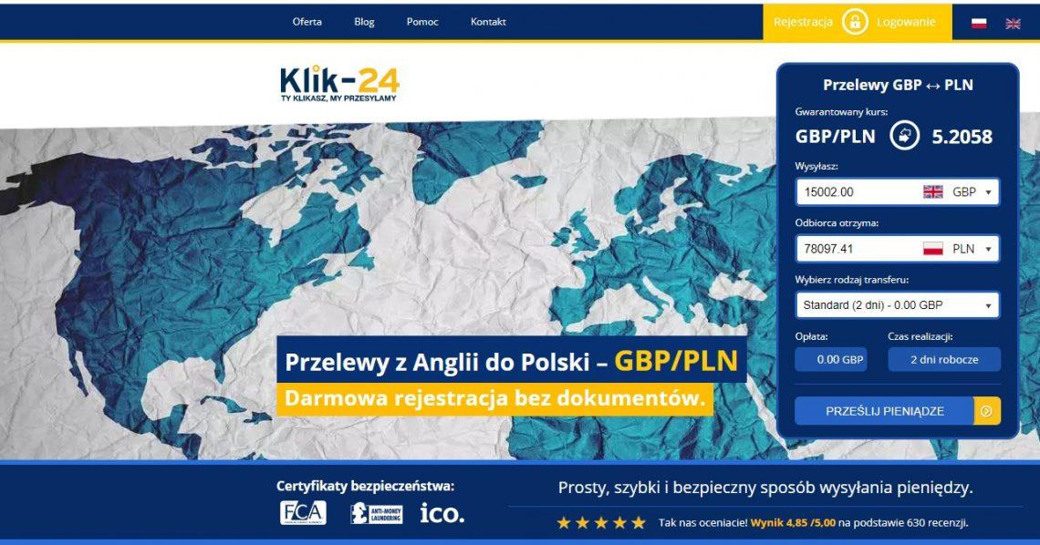 KLIK-24: RECENZJA I OPINIA PLATFORMY ONLINE
